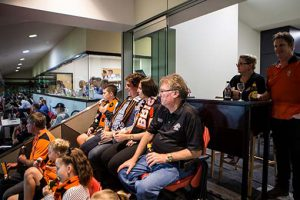 Brisbane Roar Corporate Suite