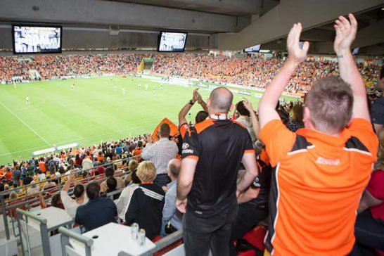 The Clubhouse by Brisbane Roar