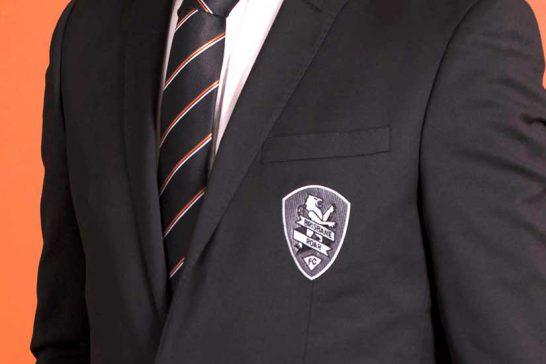 Brisbane Roar suit