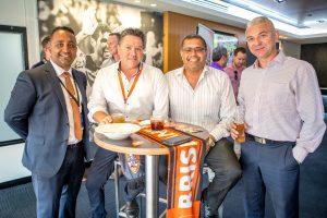 Brisbane Roar Chairman's Lounge